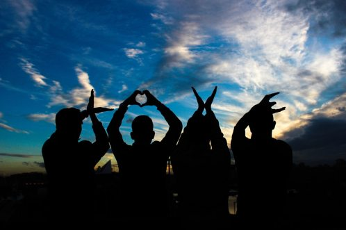 friends:love