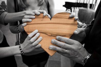 heart:hands